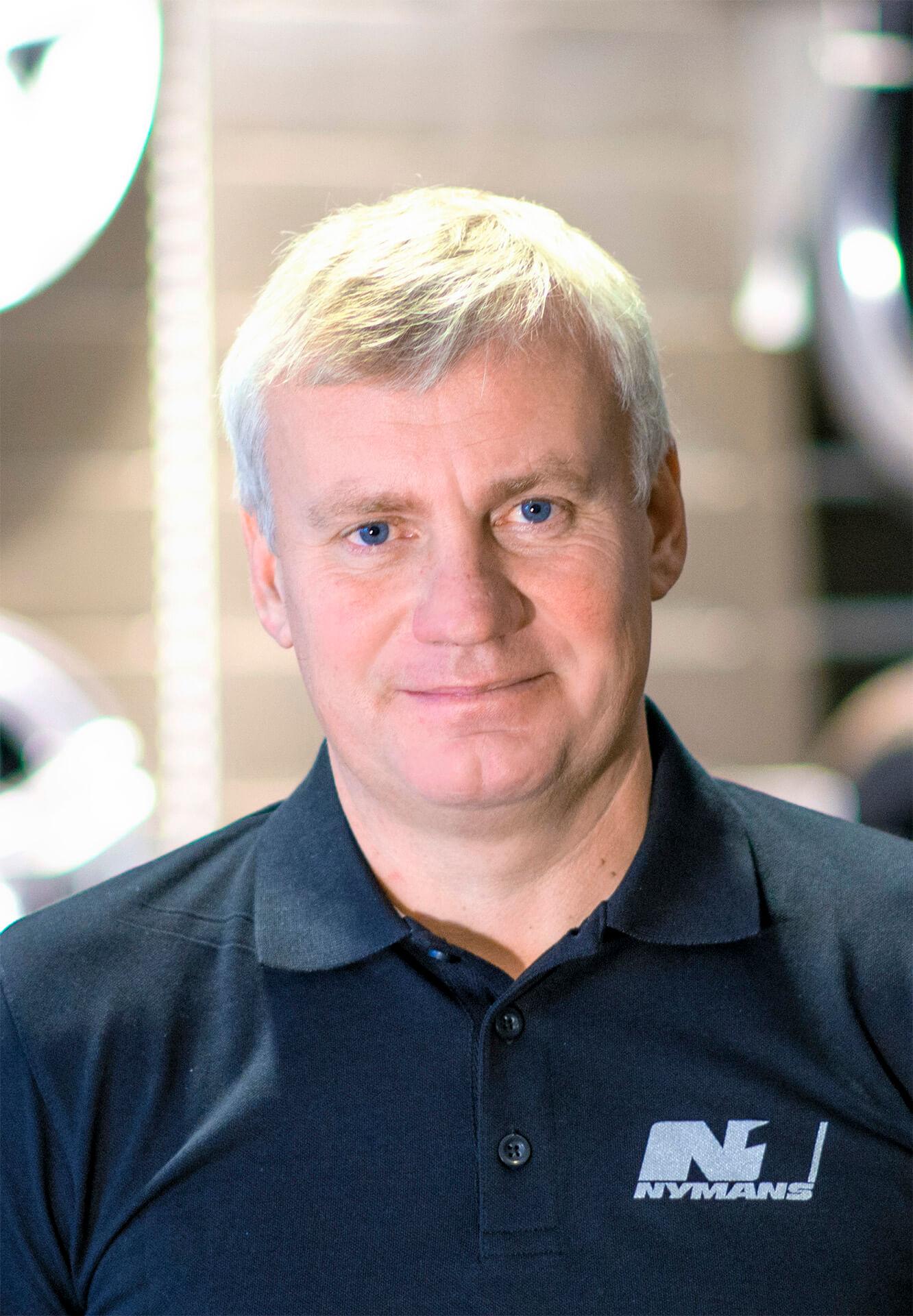 Peter Classon - Nymans Däck