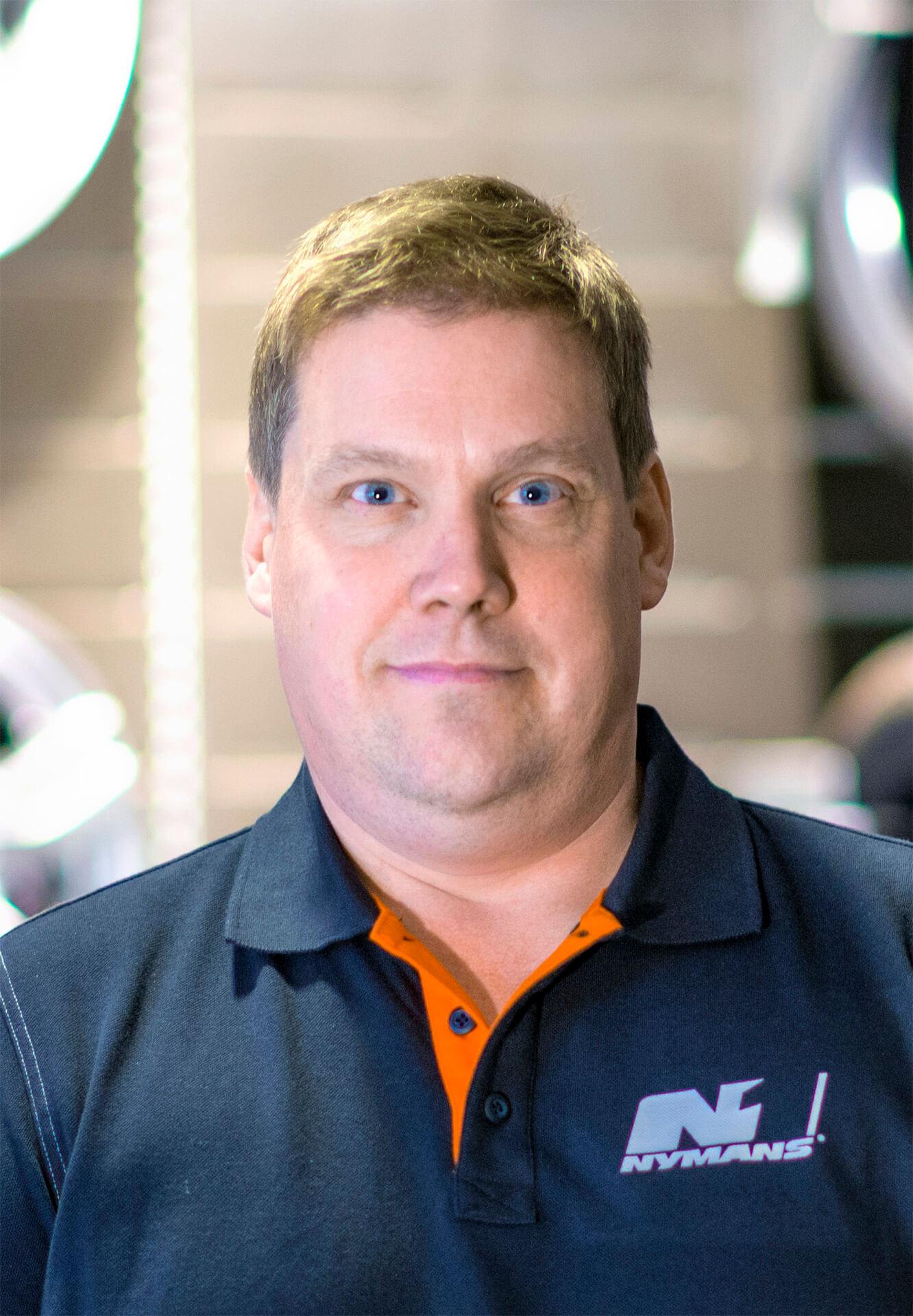 Jonas Lindgren - Nymans Däck