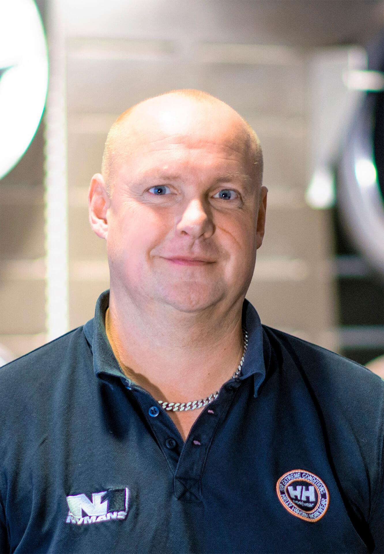 Olof Noren - Nymans Däck