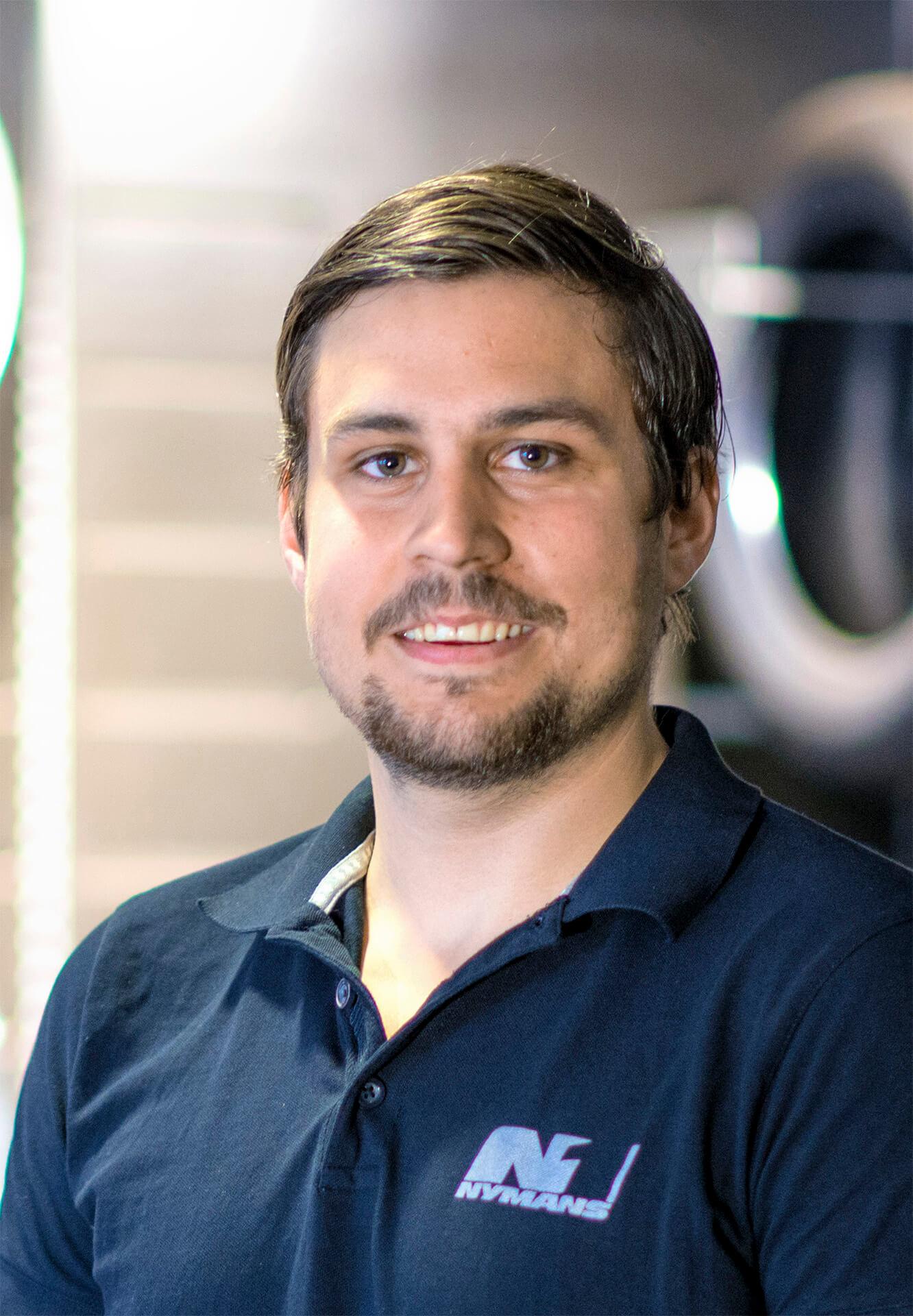 Daniel Forsberg - Nymans Däck