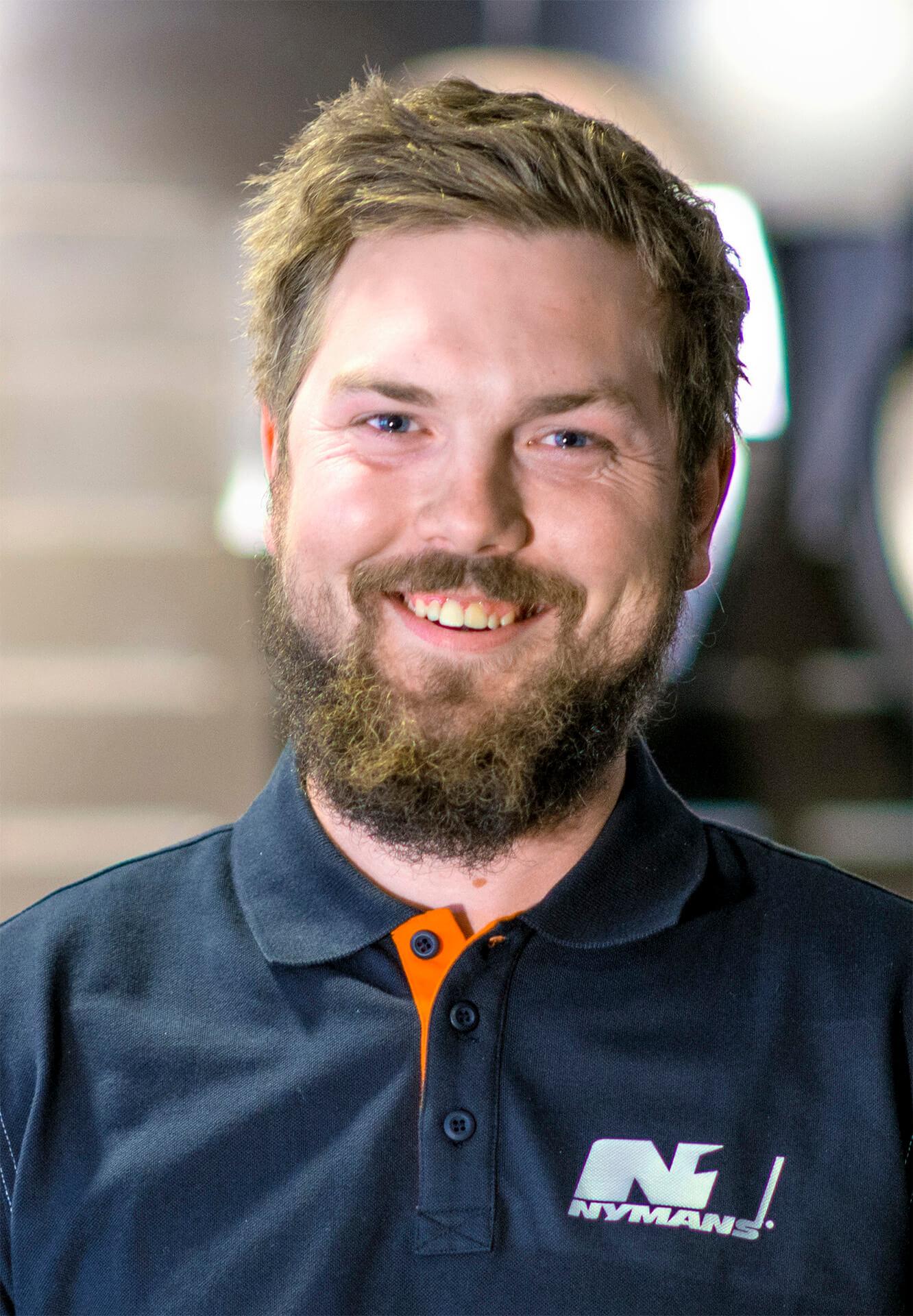 Anton Nilsson - Nymans Däck