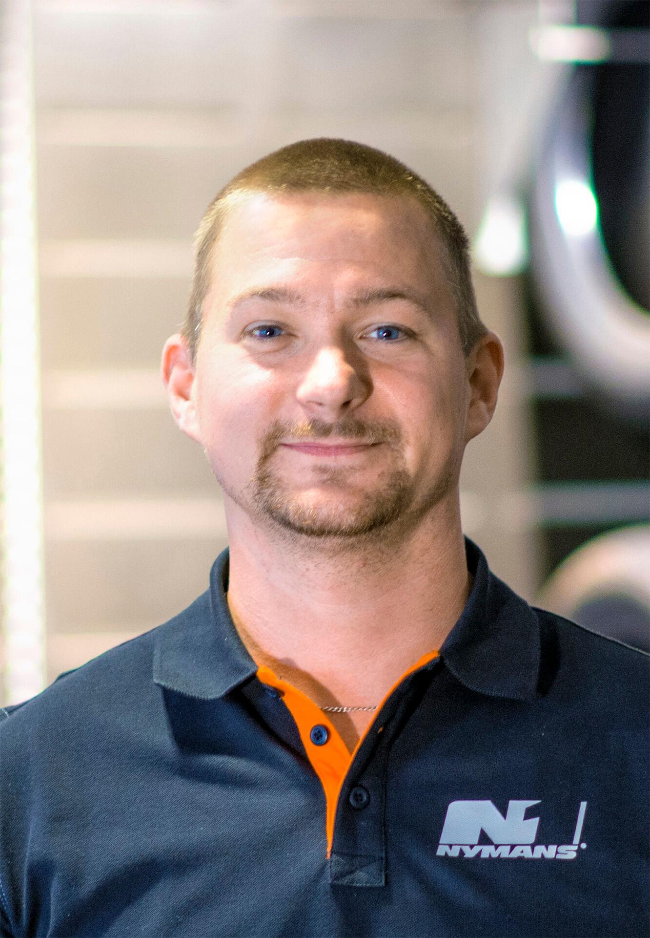 Gunnar Åberg - Nymans Däck