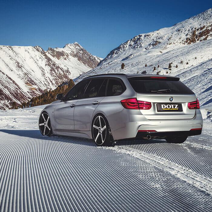 DOTZ CP5 dark BMW3M Vinterdäck - Nymans Däck